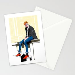 Bastien Bonizec  Stationery Cards
