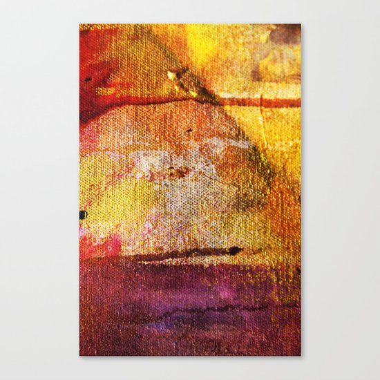 Refined by Fire Canvas Print