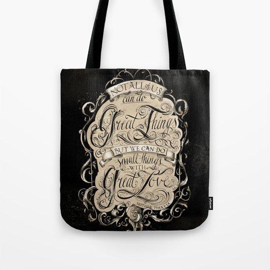 Great Love Tote Bag