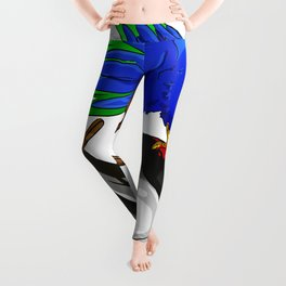 Deadly Bird Leggings