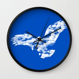 I Wanna Be Free Wall Clock