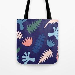 Modern Native Plants Tote Bag