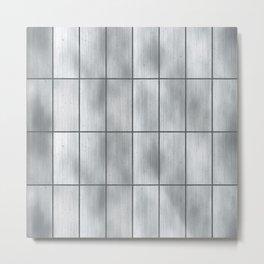 Steel Metal Tile Metal Print