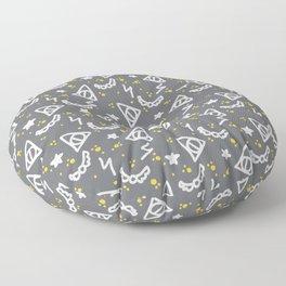 Potter Pattern Floor Pillow