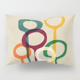 Blowing bubbles Pillow Sham