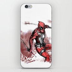 The Merc with the Mouth.  iPhone & iPod Skin