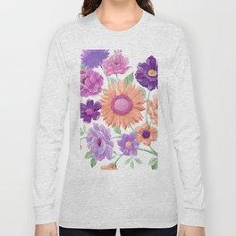 Blooms Blooms Blooms Long Sleeve T-shirt
