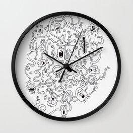 Hye Guys Wall Clock