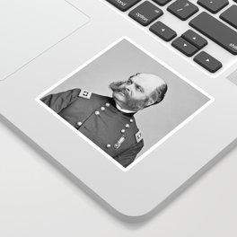 General Burnside Sticker