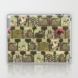 weird pickles vintage Laptop & iPad Skin