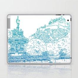 Princes Street Gardens Laptop & iPad Skin