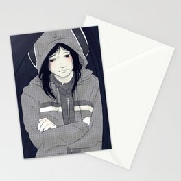 Child of the Night Stationery Cards