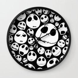 Jack expression Wall Clock