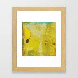 Two Gardens (2 of 2) Framed Art Print