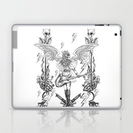 The Other Side (Grey) Laptop & iPad Skin