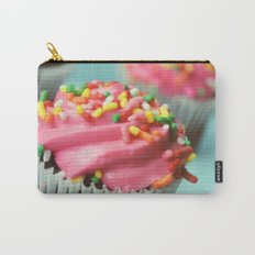 PINK CUPCAKES PHOTOGRAPH Carry-All Pouch