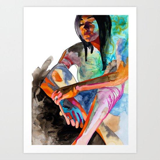Carlhey Color Art Print