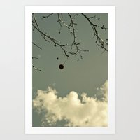 The Lonely One Art Print