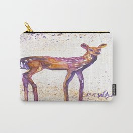 Rising Fawn Carry-All Pouch