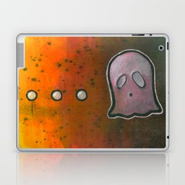 dot dot dot GHOST! Laptop & iPad Skin