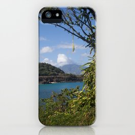 Waimea Bay iPhone Case