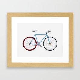 Bicycle Framed Art Print