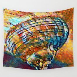 Mystical UFO Wall Tapestry