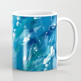 Sunlight on Lake Michigan Coffee Mug
