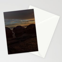 Moeraki Boulders Stationery Cards