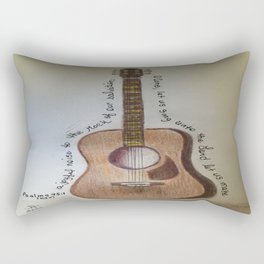 Sing To The Lord Rectangular Pillow