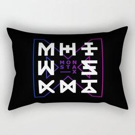 Monsta X -The Code Rectangular Pillow