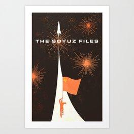The Soyuz Files Art Print