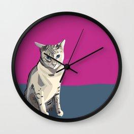 Délie Wall Clock