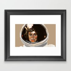 E. Ripley Framed Art Print