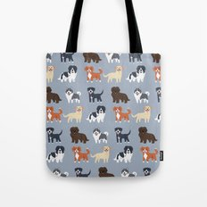 CANADIAN DOGS Tote Bag