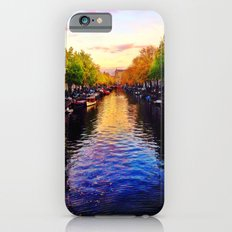 Amsterdam Canals Slim Case iPhone 6s