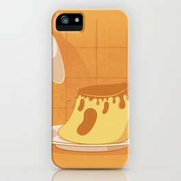"""Who Killed Mr. Pudin?!"" iPhone Case"