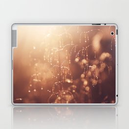 wake up in the garden Laptop & iPad Skin