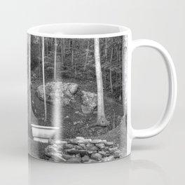 Privy and a tub Coffee Mug