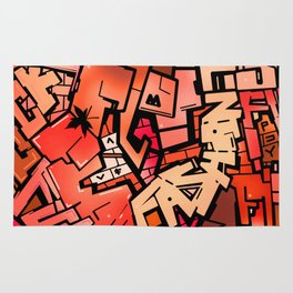 F_red Rug