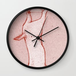 Memories form memory Wall Clock