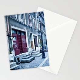 Bucharest Stationery Cards