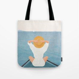 Summer Vacation I Tote Bag