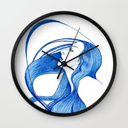 Profile2 Wall Clock