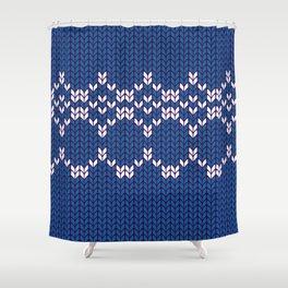 Scandinavian pattern Shower Curtain