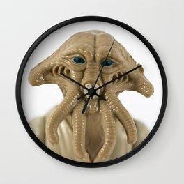 Squid Head Wall Clock