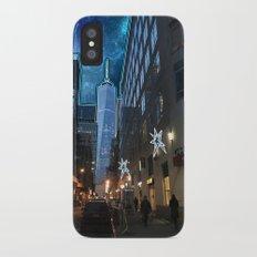 Twilight District Slim Case iPhone X