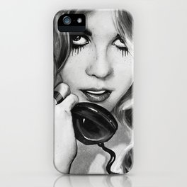 Lucky Number 13 iPhone Case