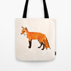 FOX: THE RED BANDIT Tote Bag