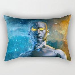 Between a Rock and a Hard Space Rectangular Pillow